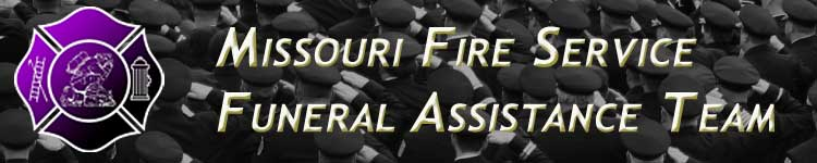 Missouri Fire Service Funeral Assistance Team Board